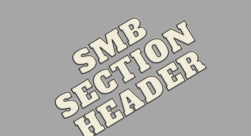 """Hidden Placeholder for SMB Alliance """"Contacts"""" Section"""