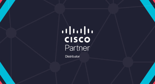Improve business outcomes with Cisco's end-to-end IoT portfolio.