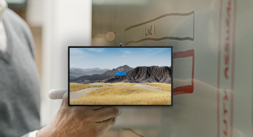 Surface Hub 2S: The New Hybrid Workplace