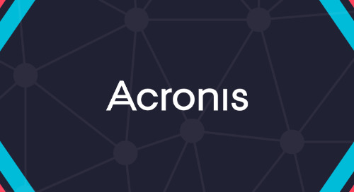Acronis Innovator Conversation