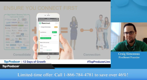 Automated Follow-Up with FiveStreet [12 Days of Growth]