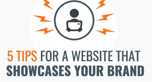 Make your brand top of mind for a standout website