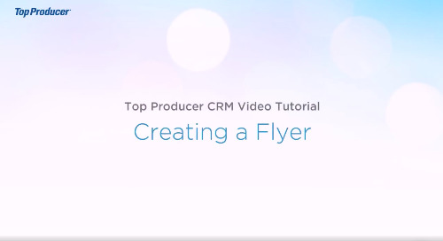 Video Tutorial: Creating a Flyer