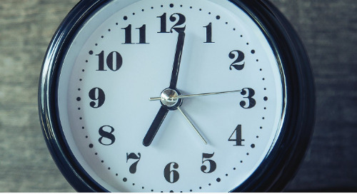 Psst, are you getting ready to send a daylight saving reminder?