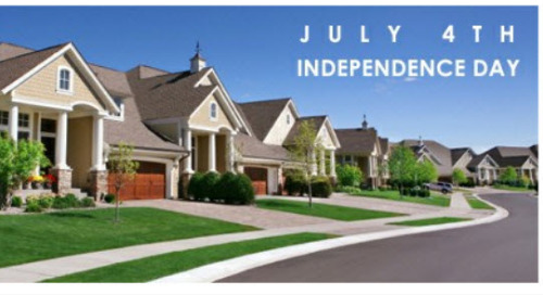 July 4th email templates for real estate agents