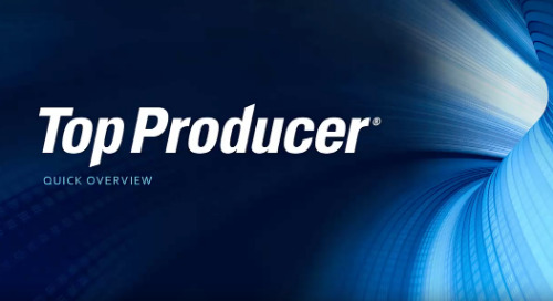 Top Producer® CRM Overview