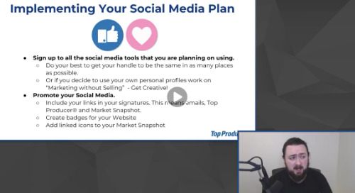 New Year, No Fear: Develop and Implement a Social Media Plan