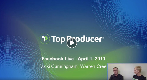 Live: Top Producer® X is now in beta