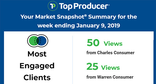 NEW! 4 Market Snapshot® updates to help you determine your ROI