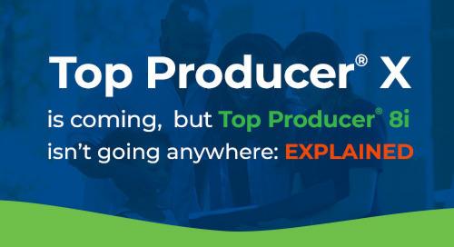 Top Producer X FAQ's