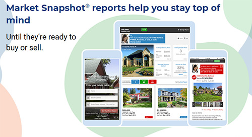 Live: 5 ways to generate leads with Market Snapshot® reports