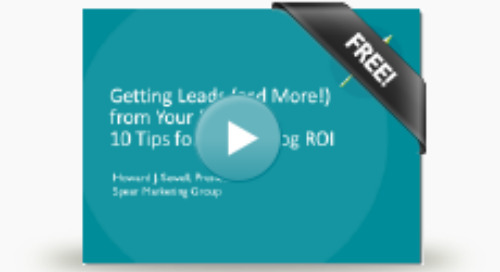 10 Ways to Generate More Leads from Your Business Blog