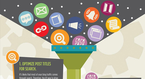 10 Ways to Generate More Leads from Your Business Blog (Infographic)