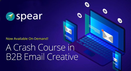 A Crash Course in B2B Email Creative
