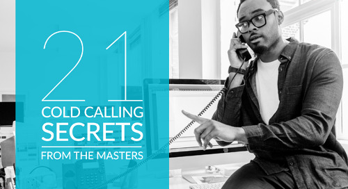 21 Cold Calling Secrets From The Masters