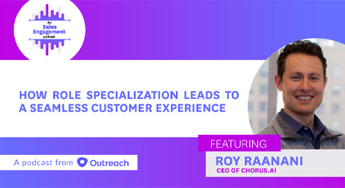 How Role Specialization Leads To A Seamless Customer Experience