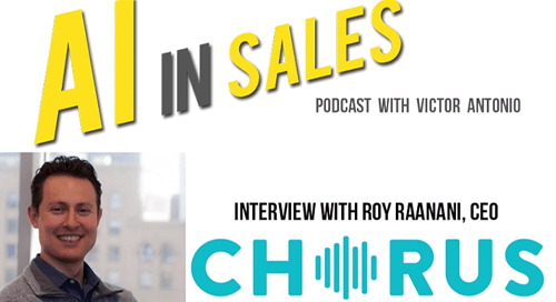 AI In Sales Podcast with Victor Antonio
