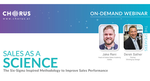 Sales As A Science