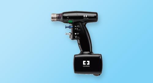 Sistema de Grapado Eléctrico iDrive™ Ultra