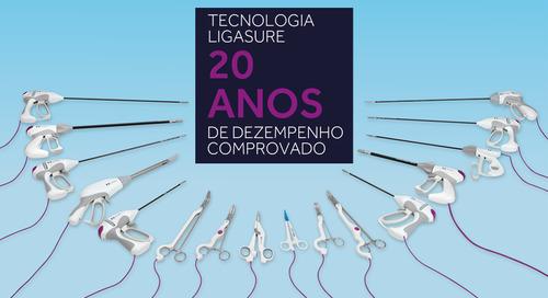 LigaSure™ 20 ANOS
