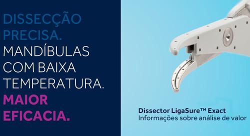 LÂMINA LIGASURE™ EXACT