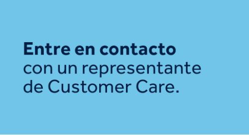 Servicio al Cliente - contactos