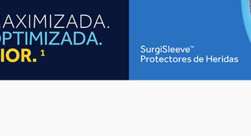 SurgiSleeve™ en Cabeza y Cuello
