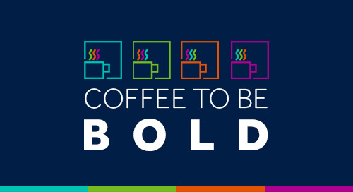 COFFEE TO BE BOLD