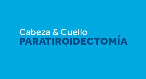 Paratiroidectomía