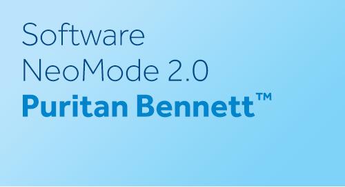 Software NeoMode 2.0 Puritan Bennett™