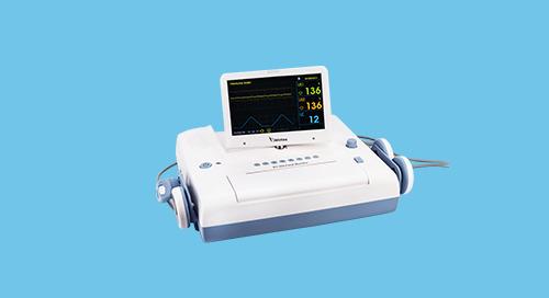 Monitor Fetal BT-350