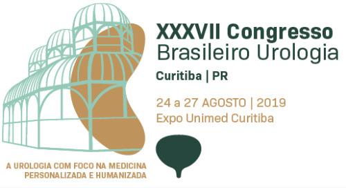 37° Congresso Brasileiro de Urologia