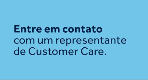 Atendimento ao Cliente - contatos