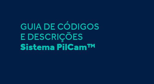 Guia de Códigos e Descrições do Sistema PillCam™