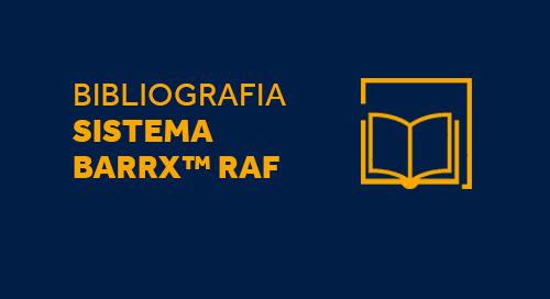 BIBLIOGRAFIA - RADIOFREQUÊNCIA BARRX™ RFA