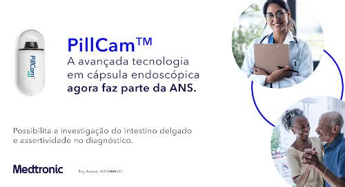 Sistema de Cápsula Endoscópica PillCam™