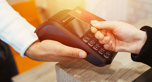 Payments Becoming a Contactless Sport