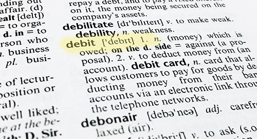 The Debit Payments Glossary: Popular Industry Terms Defined