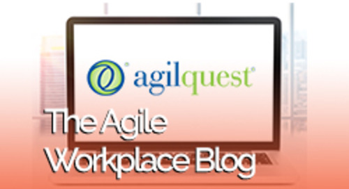 Guest Blog: Designing for Agility