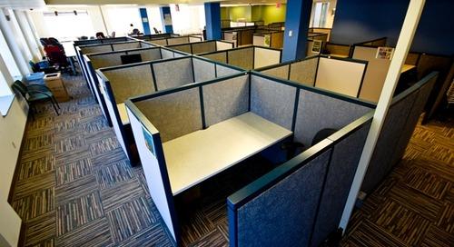 GSA's New Floor Plan Eschews Desk-Jocky Culture