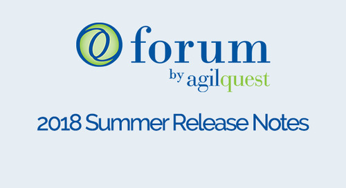New updates and integrations to the Forum deliver enhanced Free Address, Team Collaboration and Space Utilization