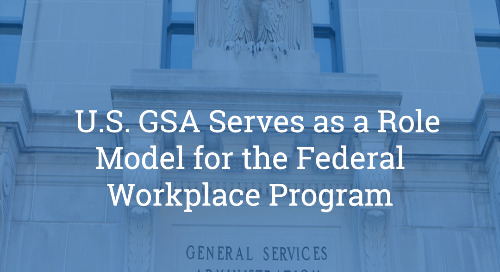 U.S. GSA Serves as a Role Model for the Federal Workplace
