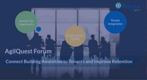 Forum: Enhanced Tenant Amenity Management