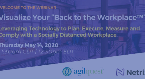 "Visualizing Your ""Back to the Workplace"" [Webinar]"
