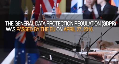 Understanding the European Union's General Data Protection Regulation