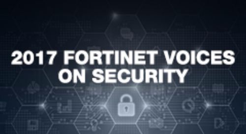 2017 Fortinet Security Voices