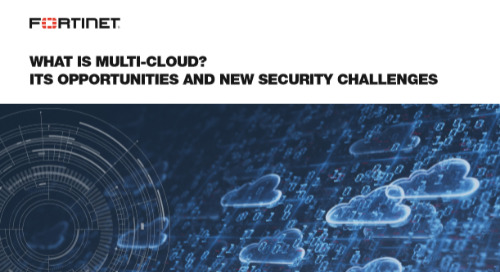 What is MultiCloud? Its opportunities and New Security Challenges