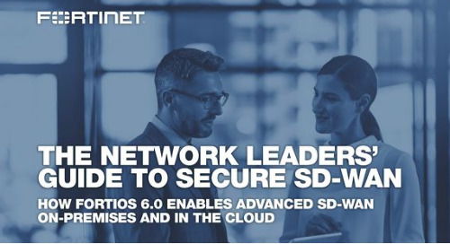 The Network Leaders' Guide to Secure SD-WAN