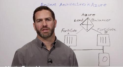 Configuring Active-Active Enterprise Firewall in Microsoft Azure