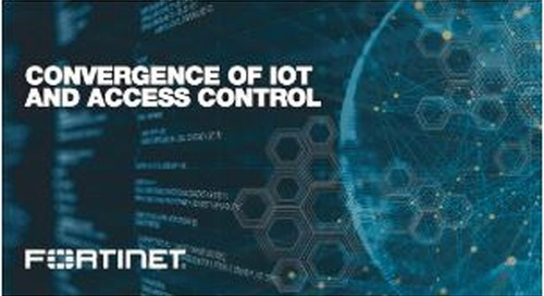 Convergence of IoT and Access Control Technology